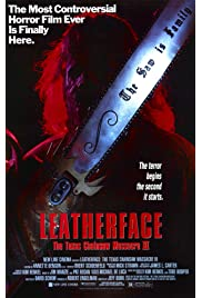 Leatherface: Texas Chainsaw Massacre III (1990) film en francais gratuit