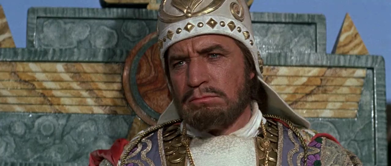 David Farrar in The 300 Spartans (1962)
