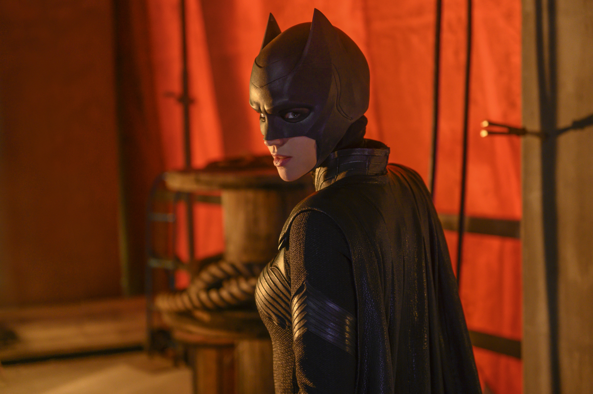 Ruby Rose in Batwoman (2019)