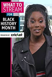 What to Stream For Black History Month Poster