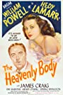 The Heavenly Body (1944) Poster