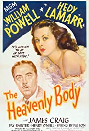 The Heavenly Body Poster