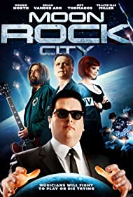 Brian Vander Ark, Tracee Mae Miller, Dennis North, and Jeff Thomakos in Moon Rock City (2017)