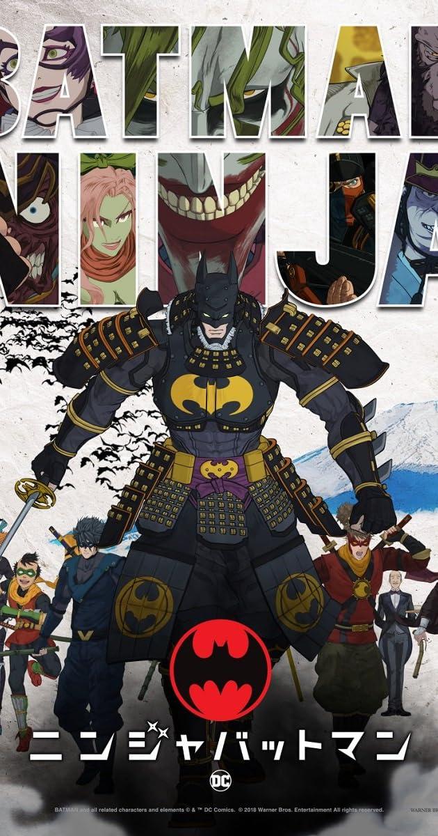 Batman Ninja (2018) - IMDb