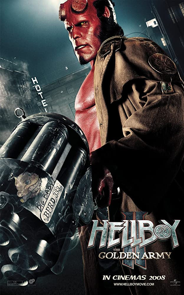 Image result for hellboy 2