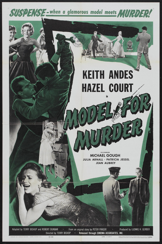Model For Murder 1959