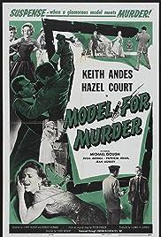 Model for Murder Poster