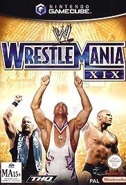 WrestleMania XIX Poster