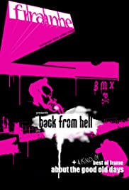 Frame BMX Back from Hell Poster