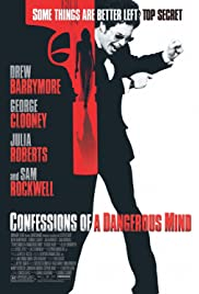 Confessions of a Dangerous Mind (2002) 1080p