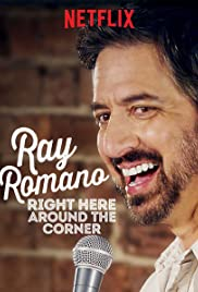 Ray Romano: Right Here, Around the Corner (2019) 720p