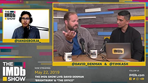 "David Denman Gets Sentimental about ""The Office"" and Steve Carrell"
