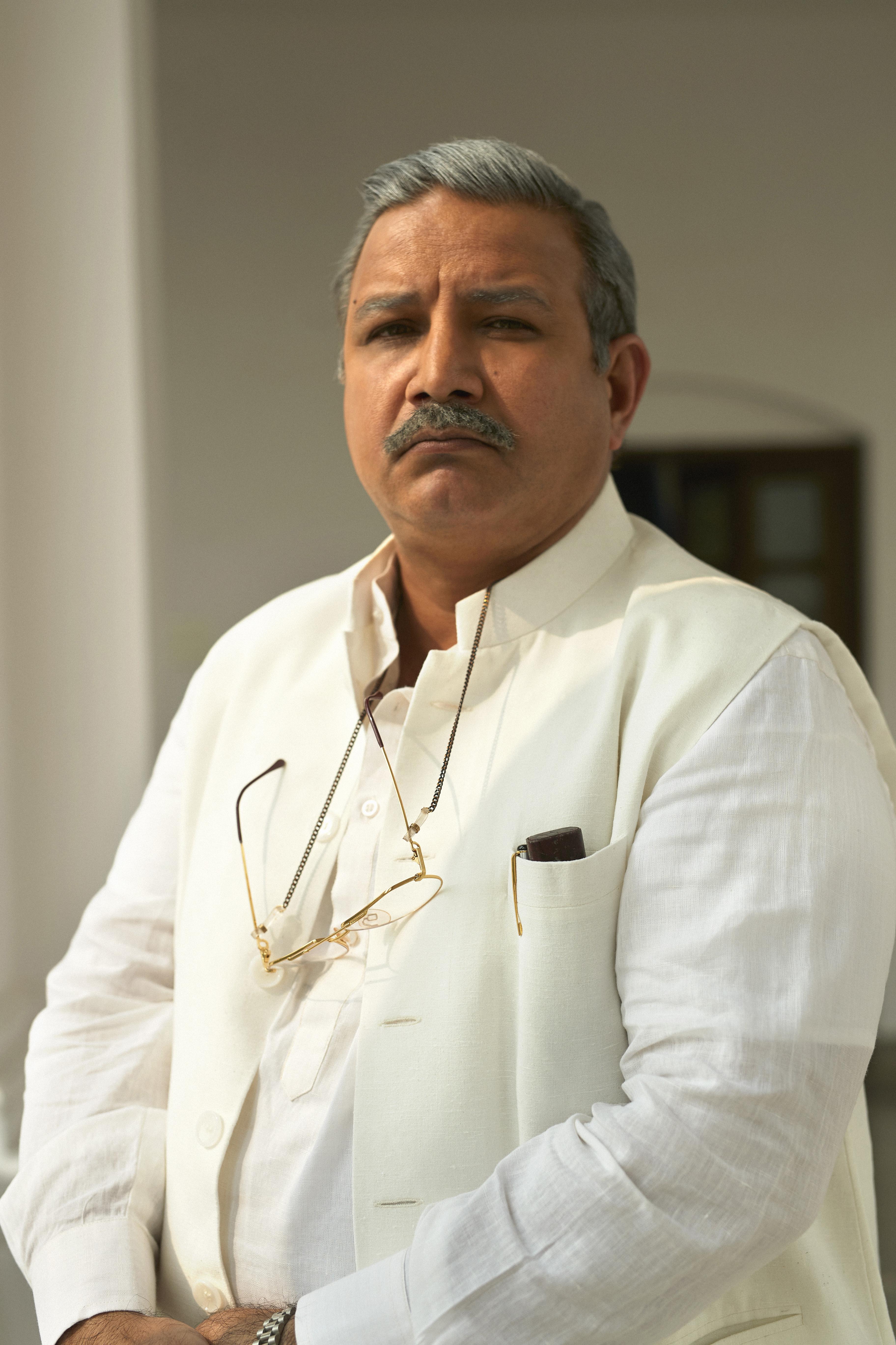 Kumud Mishra in Tandav (2021)