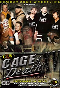 Primary photo for CZW: Cage of Death XV