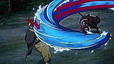 Temari Demon y Arrow Demon