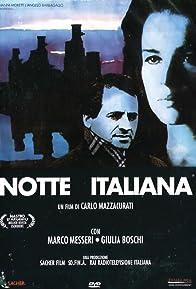Primary photo for Notte italiana