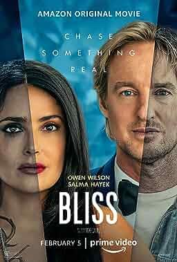 Owen Wilson and Salma Hayek in 'Bliss'