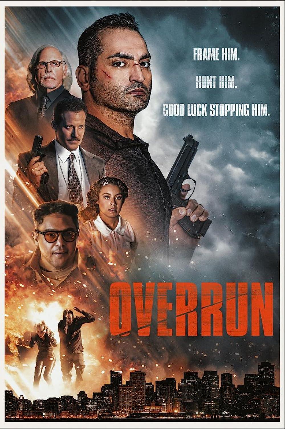 Overrun 2021 Hindi Dubbed 1080p HDRip 2.1GB Free Download