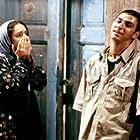 Taraneh Alidoosti and Babak Ansari at an event for Shahr-e ziba (2004)