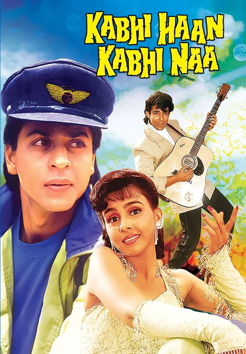 Kabhi Haan Kabhi Naa 1994 Hindi 480MB HDRip ESubs Download