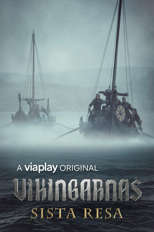 Paskutinė vikingų kelionė 1 Sezonas