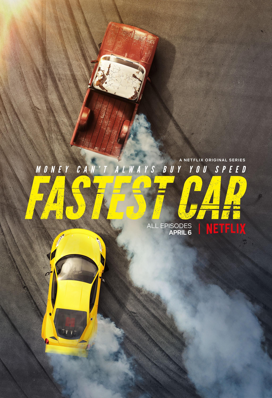 Greičiausia mašina (1 Sezonas) / Fastest Car Season 1