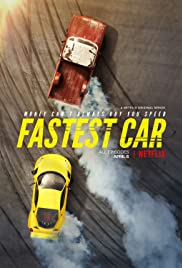 Fastest Car Poster