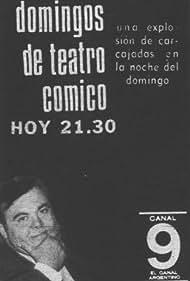 Javier Portales in Domingos de teatro cómico (1969)