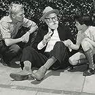 Otto Møller Jensen, Peter Malberg, and Ole Neumann in Far til fire med fuld musik (1961)