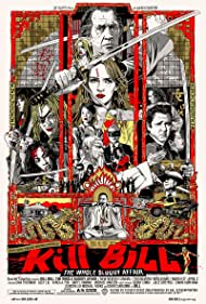 Kill Bill: The Whole Bloody Affair (2011) Poster - Movie Forum, Cast, Reviews