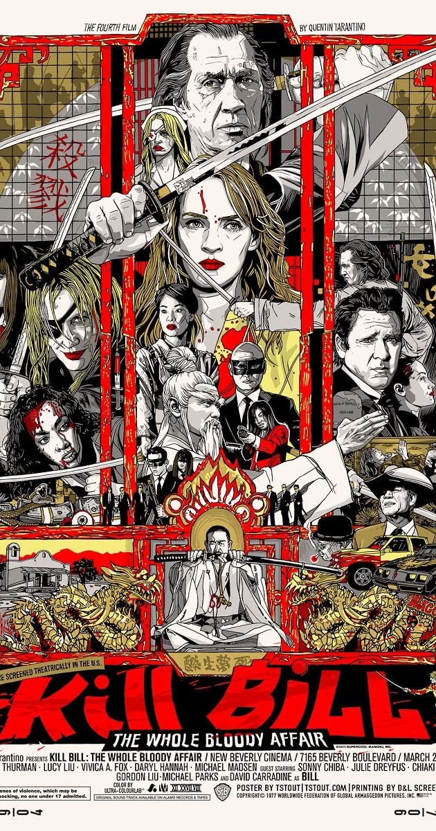 Play or Watch Movies for free Kill Bill: The Whole Bloody Affair (2011)