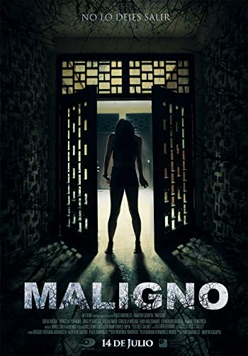 Maligno 2016 Dual Audio In Hindi Spanish 720p BluRay
