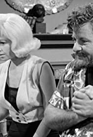 Sue Ane Langdon and Sean McClory in Perry Mason (1957)