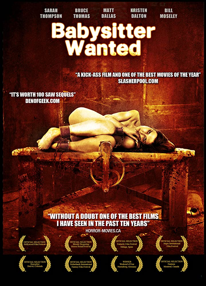 babysitter wanted 2008