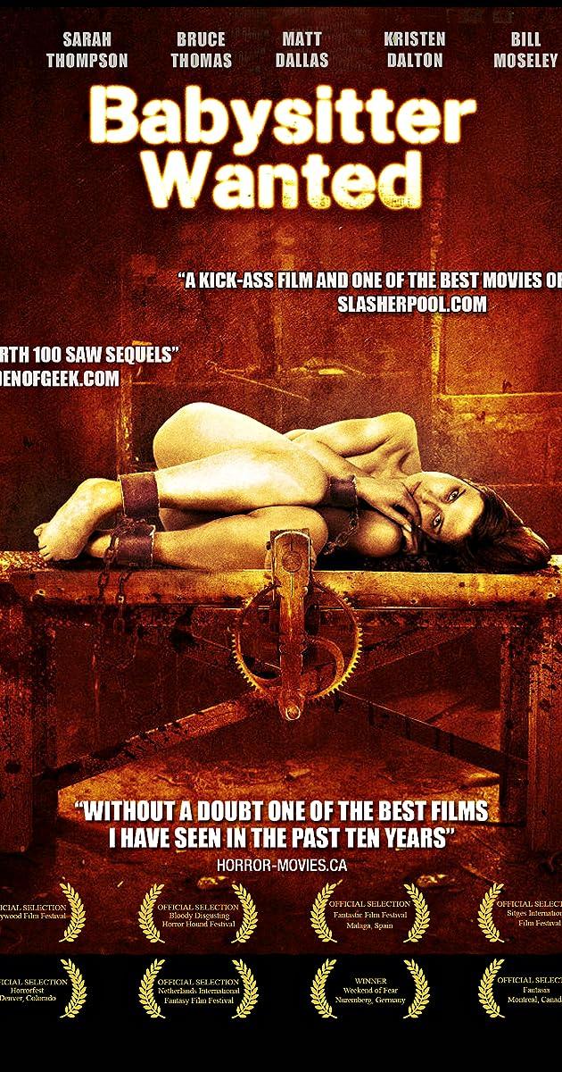 Babysitter Wanted (2008) - IMDb