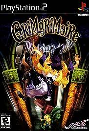 GrimGrimoire Poster