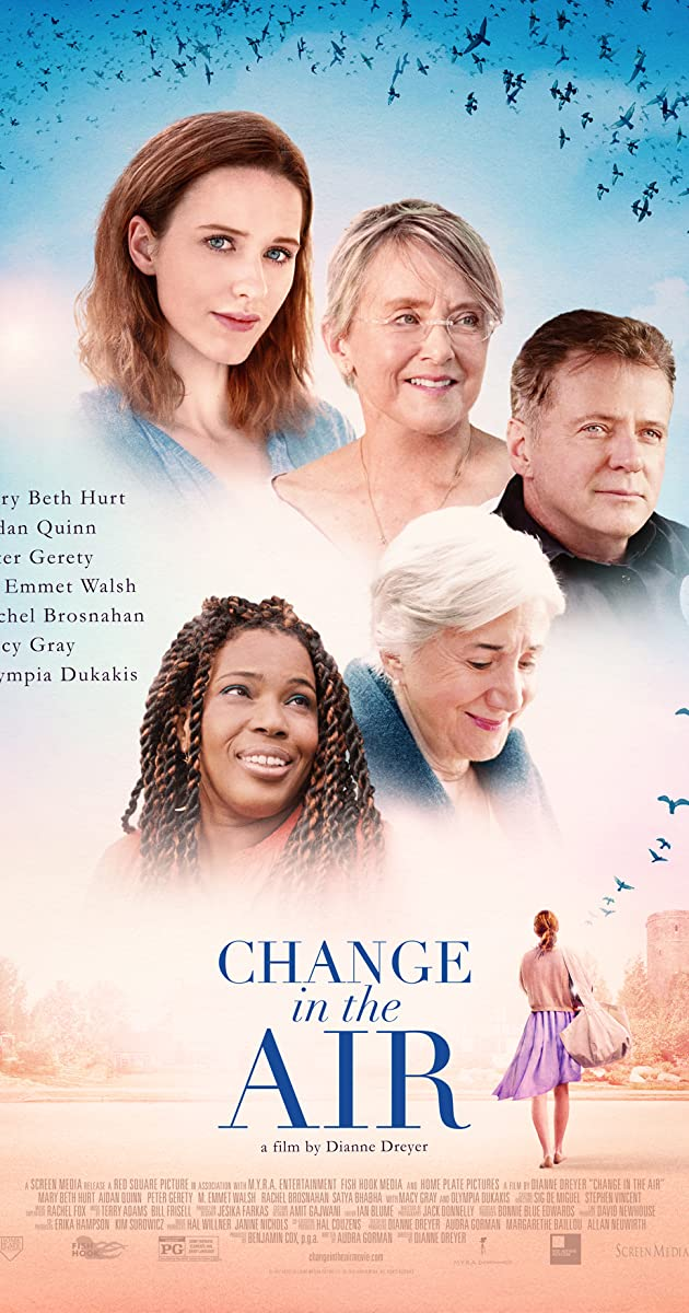 Subtitle of Change in the Air