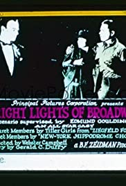 Bright Lights of Broadway Poster
