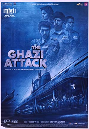 The Ghazi Attack movie, song and  lyrics