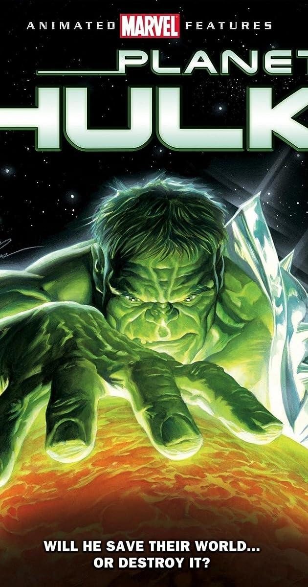 Subtitle of Planet Hulk