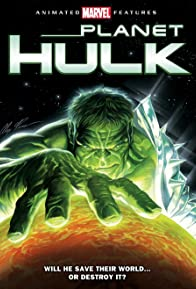 Primary photo for Planet Hulk