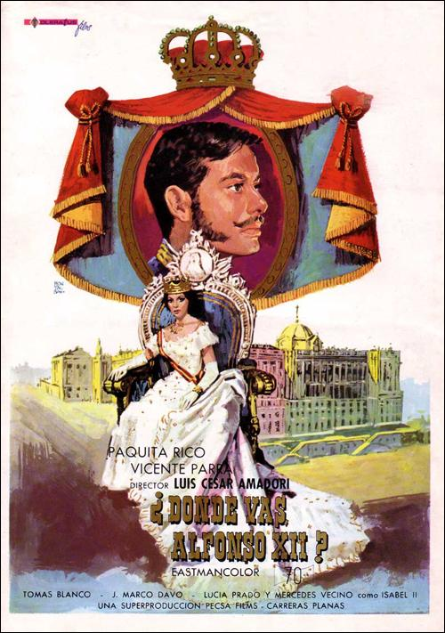 ¿Dónde vas, Alfonso XII? (1959)