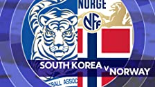 Corea del Sur vs. Noruega