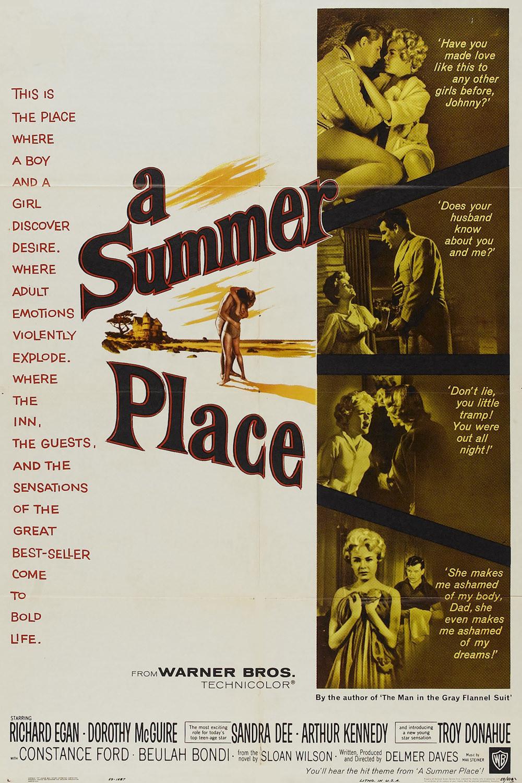 A Summer Place (1959) - IMDb