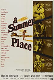 A Summer Place (1959) Poster - Movie Forum, Cast, Reviews