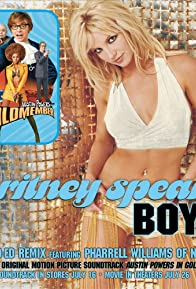 Primary photo for Britney Spears Feat. Pharrell Williams: Boys
