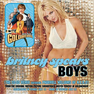 Best websites for downloading free hd movies Britney Spears Feat. Pharrell Williams: Boys [640x360]