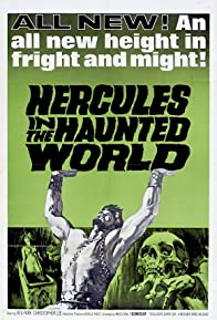 Primary photo for Hercules in the Haunted World