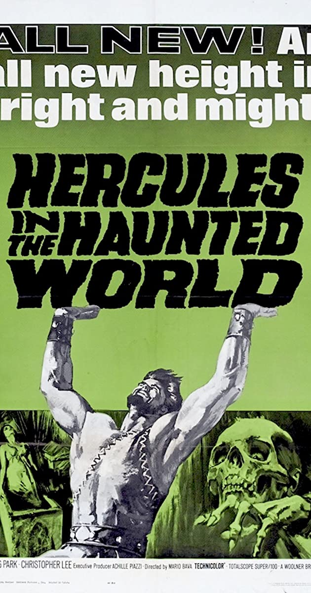 Subtitle of Hercules in the Haunted World