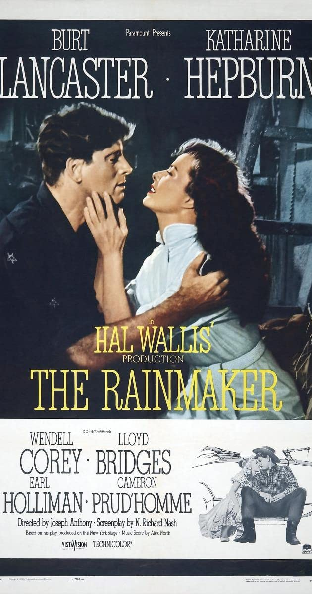 the rainmaker 1956 imdb